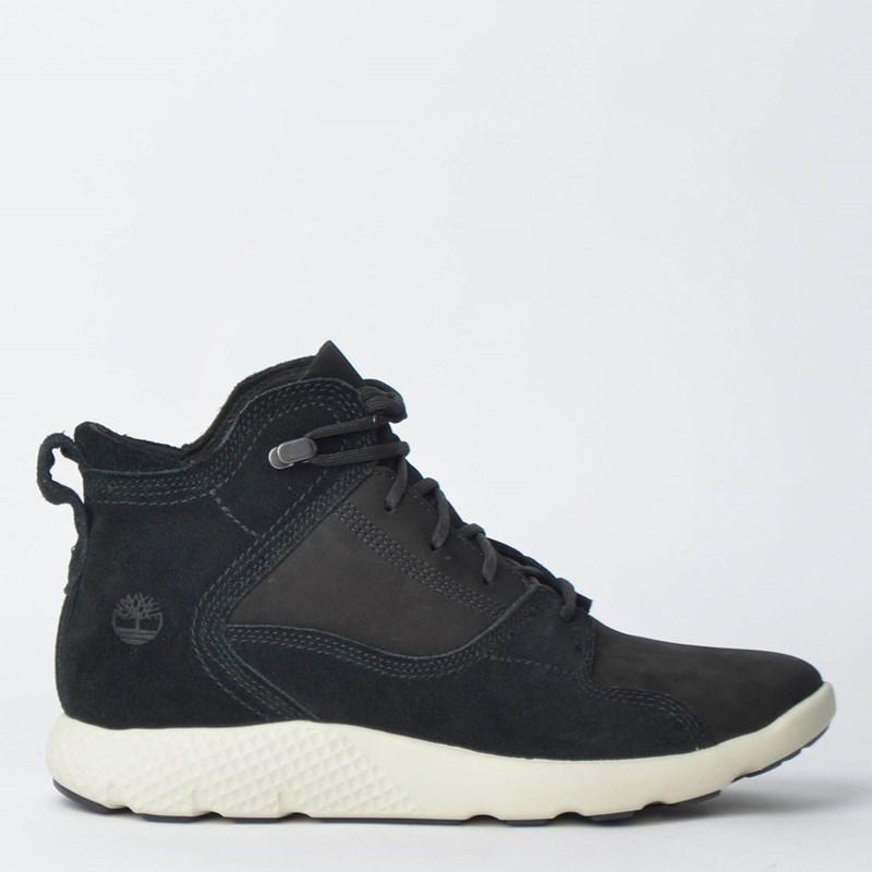 Tênis Timberland Flyroam Leather Hiker Black TB0A1SBN001