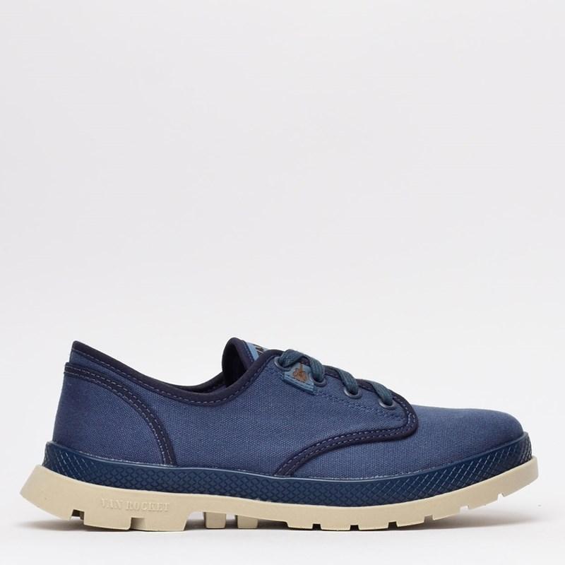 Tênis Van Rocket Urban Oxford Shoe Azul VR095-038