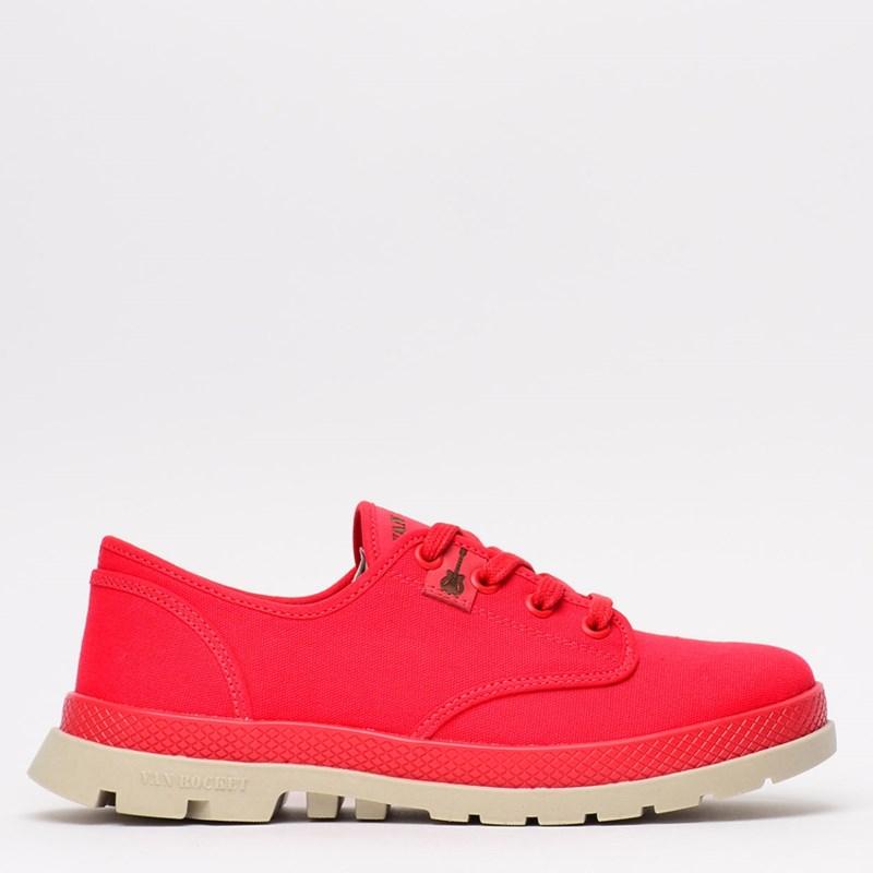 Tênis Van Rocket Urban Oxford Shoe Vermelho VR095-033