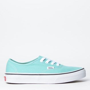 Tênis Vans Authentic Aqua Haze True White VNBA38EMVKQP