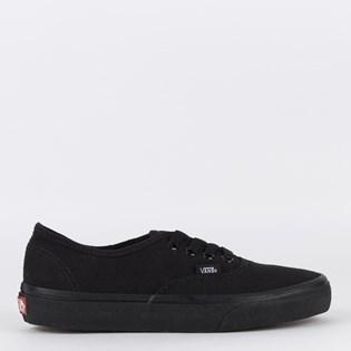 Tênis Vans Authentic Black Black VN-0EE3BKA