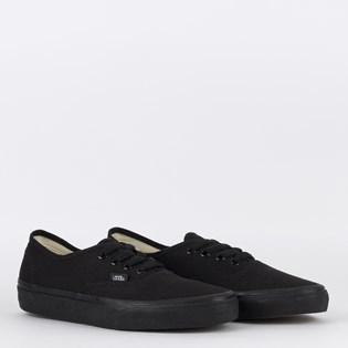 Tênis Vans Authentic Black Black VN000EE3BKA