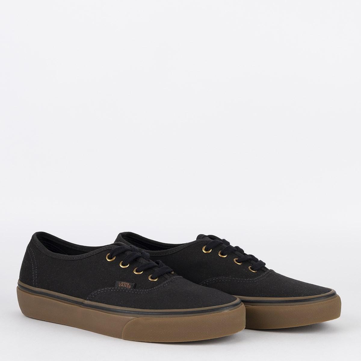 Tênis Vans Authentic Black Rubber VN000TSVBXH