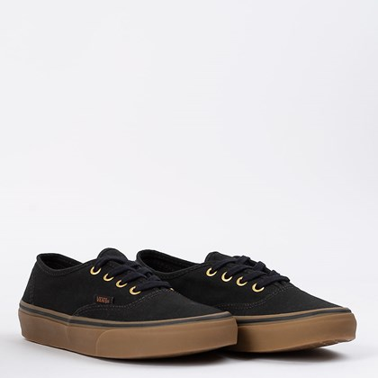 Tênis Vans Authentic Black Rubber VN000TSVBXH