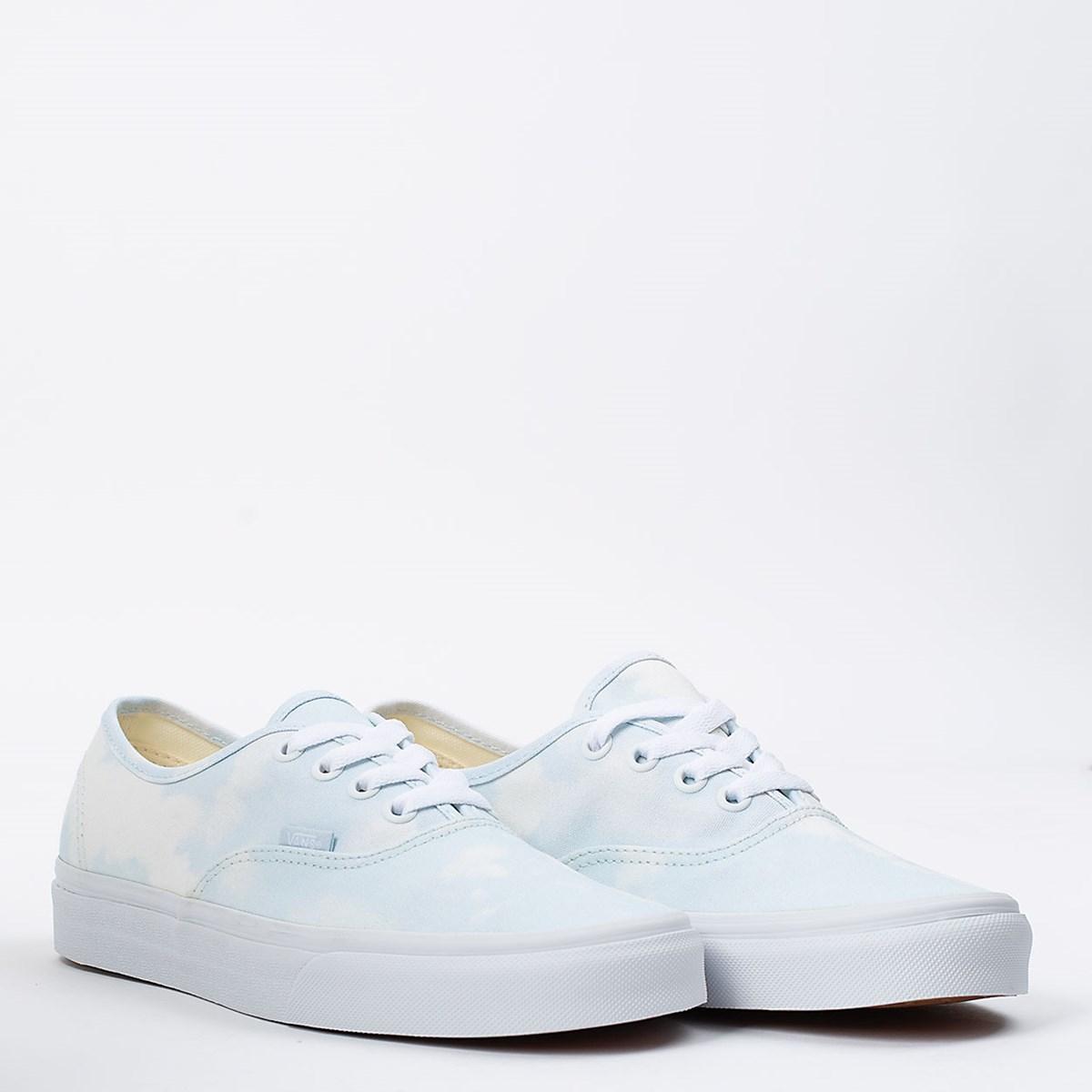 Tênis Vans Authentic Bleach Wash Ballad Blue VN0A348A3XO