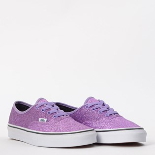 Tênis Vans Authentic Glitter Fairy Wren True White VN0A2Z5IV2H