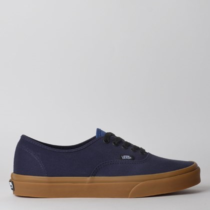 Tênis Vans Authentic Gum Night Sky True Navy VN0A2Z5IV4R