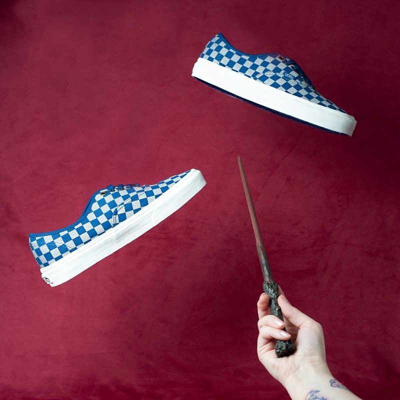 Tênis Vans Authentic Harry Potter Ravenclaw Checkerboard VN0A2Z5IV4U