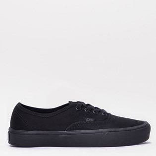 Tênis Vans Authentic Lite Canvas Black Black VN0A2Z5J186
