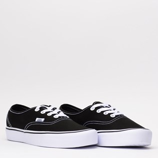 Tênis Vans Authentic Lite Canvas Black White VN0A2Z5J187