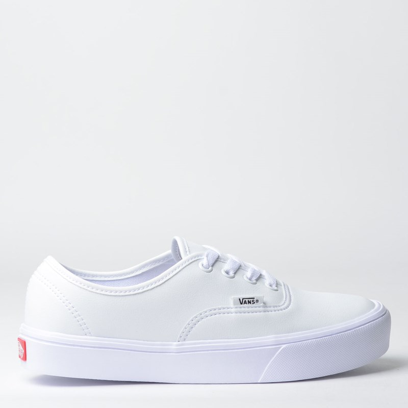 0c20061309c Tênis Vans Authentic Lite Classic Tumble True White VN0A2Z5JODJ ...
