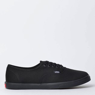 Tênis Vans Authentic Lo Pro Black Black VN000GYQBKA