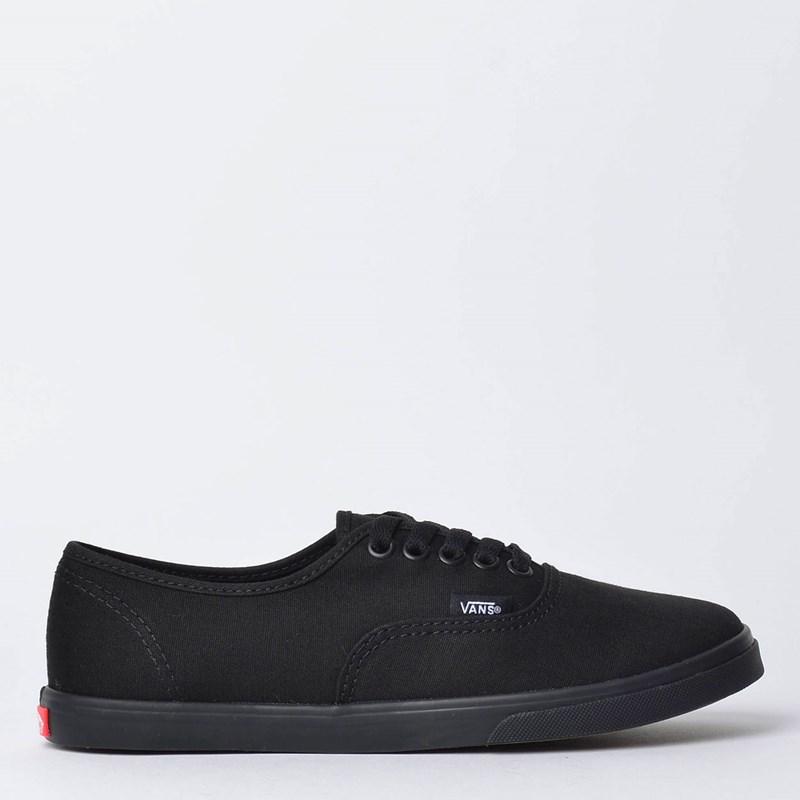 Tênis Vans Authentic Lo Pro Black Black VN000GYQBKA