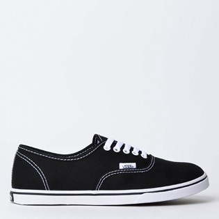 Tênis Vans Authentic Lo Pro Black True White VN000GYQ6BT