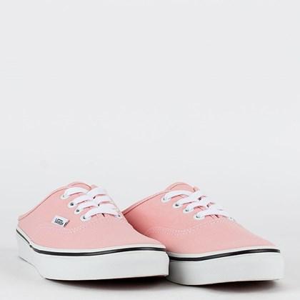 Tênis Vans Authentic Mule Powder Pink True White VN0A54F79AL