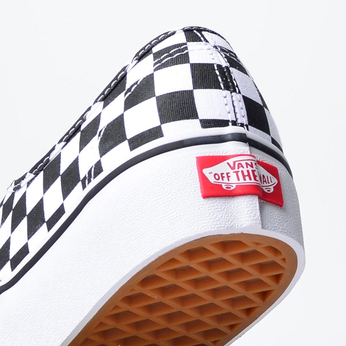 Tênis Vans Authentic Platform 2.0 Checkerboard VN0A3AV8QXH