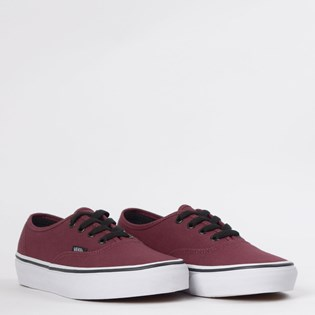 Tênis Vans Authentic Port Royale Black VN000QER5U8