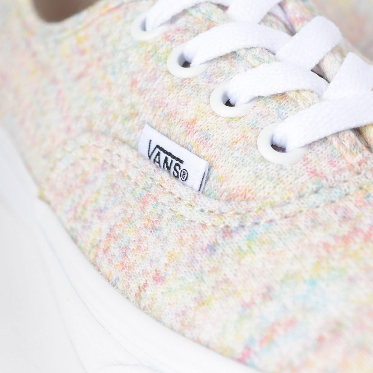 Tênis Vans Authentic Rainbow Jersey Multi True White VN0A2Z5IWN5