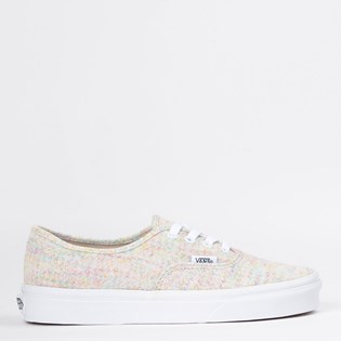 Tênis Vans Authentic Rainbow Jersey Multi True White VN0A2Z5IWN5