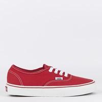 Tênis Vans Authentic Red VN-0EE3RED