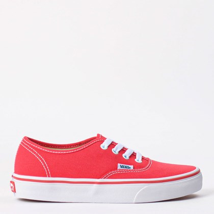 Tênis Vans Authentic Red VN000EE3RED
