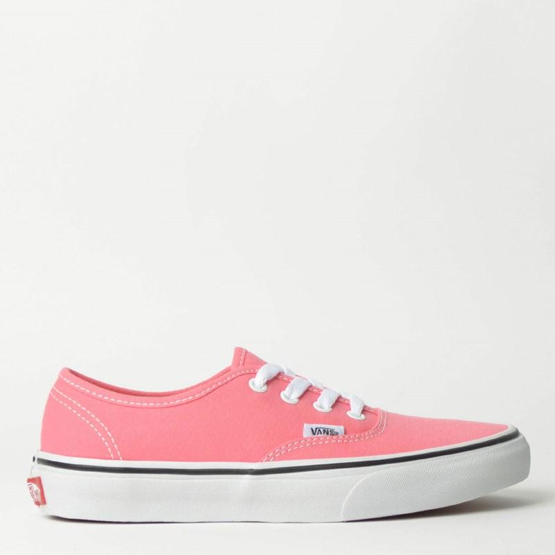 Tênis Vans Authentic Strawberry Pink True White VNBA38EMGY7P