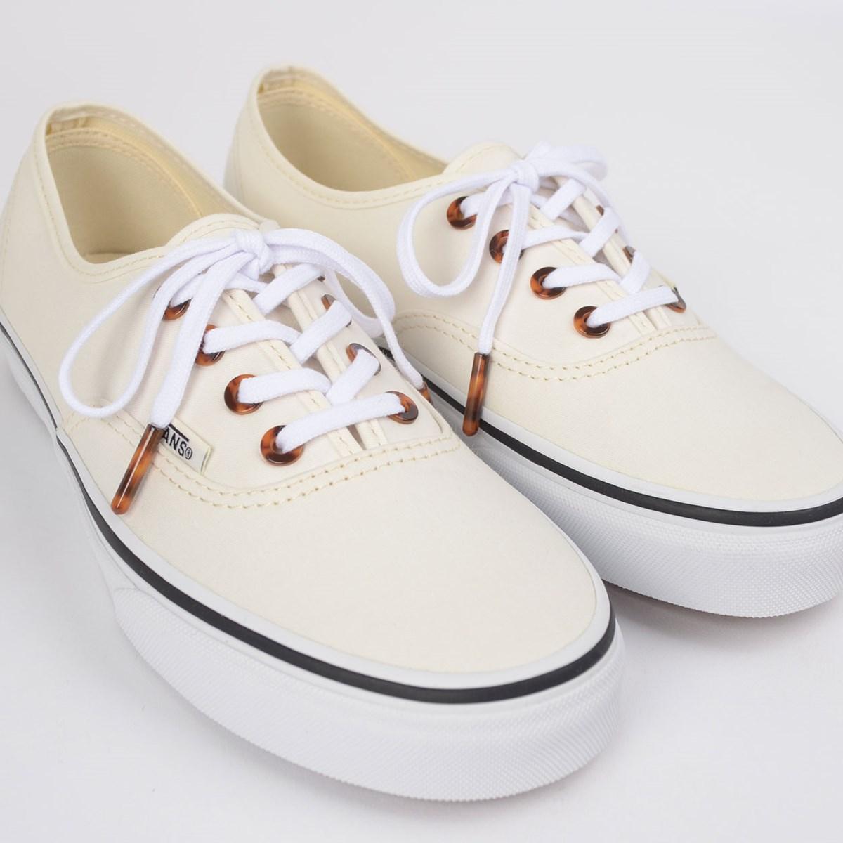 Tênis Vans Authentic Tort Classic White True White VN0A2Z5IWO1
