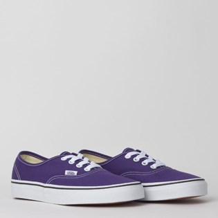 Tênis Vans Authentic Violet Indigo True White VN0A2Z5IV7F