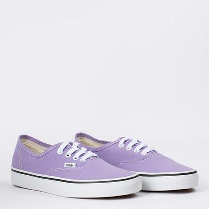 Tênis Vans Authetic Chalk Violet True White VN0A5HZS9GD