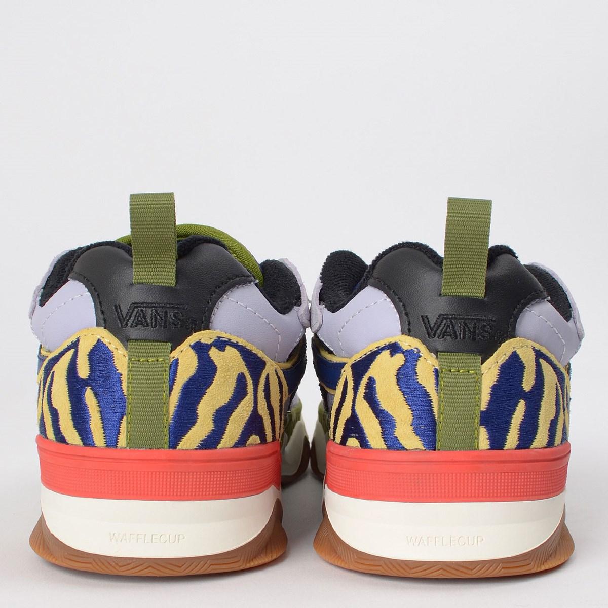Tênis Vans Brux WC Bugs Lavender Blue Print VN0A4BH4WR0