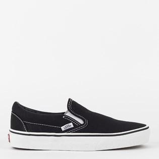 Tênis Vans Classic Slip On Black VNB00EYEBLK