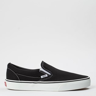 Tênis Vans Classic Slip On Black VNB00EYEBLK