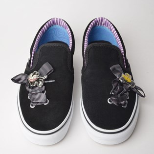 Tênis Vans Classic Slip On The Nightmare Before Christimas Lace Haunted Toys Nightmare VN0A4P3BTC5
