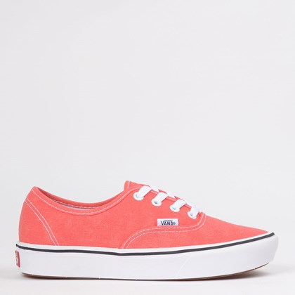 Tênis Vans Comfycush Authentic Washed Canvas Grenadine VN0A3WM7WWC