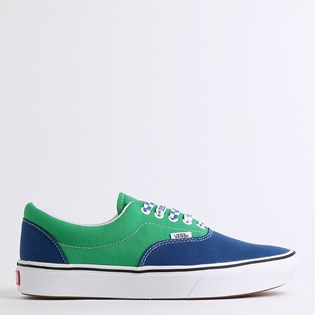 Tênis Vans ComfyCush Era Lace Mix True Blue Fern Green VN0A3WM9WI1
