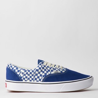 Tênis Vans Comfycush Era Tear Check True Blue True White VN0A3WM9VA0