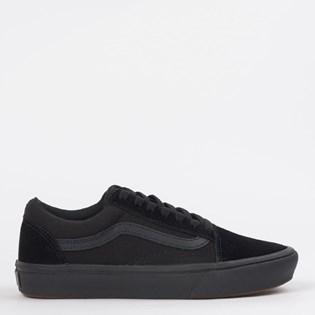 Tênis Vans Comfycush Old Skool Classic Black Black VN0A3WMAVNDP