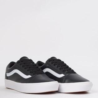 Tênis Vans Comfycush Old Skool Classic Tumble Black VN0A3WMAP3O