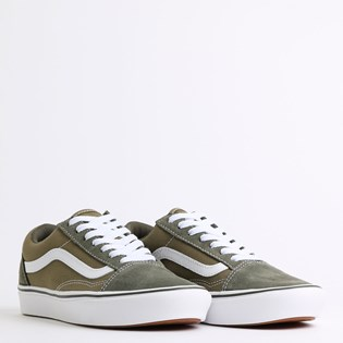 Tênis Vans Comfycush Old Skool Suede Textile Grape Lead VN0A3WMAWX3