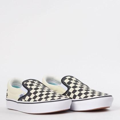 Tênis Vans Comfycush Slip On Classic Checkerboard VN0A3WMDVO4