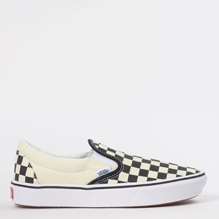 Tênis Vans Comfycush Slip On Classic Checkerboard VN0A3WMDVO4P