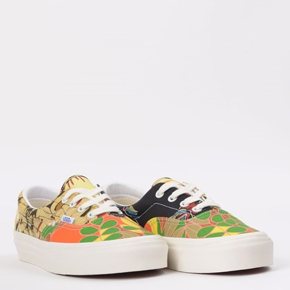 Tênis Vans Era 95 Dx Anaheim Factory Hoffman Fabrics Native Mix VN0A2RR11UT