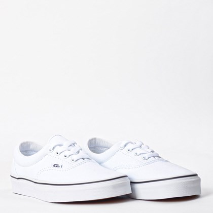 Tênis Vans Era Canvas True White VN000EWZW00