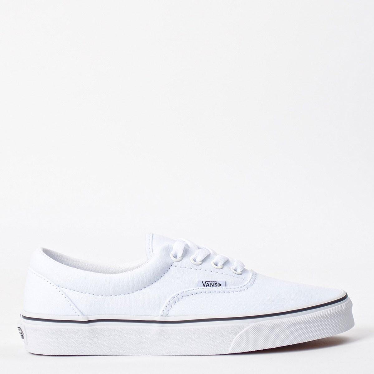 Tênis Vans Era Canvas True White VN000EWZW00