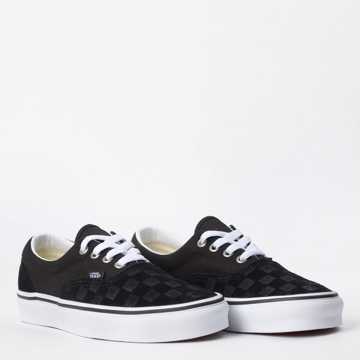 Tênis Vans Era Deboss Checkerboard Black True White VN0A4U39WYU