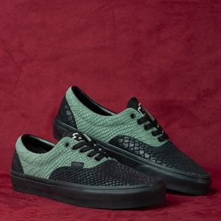 Tênis Vans Era Harry Potter Slytherin Black VN0A4BV4VXQ