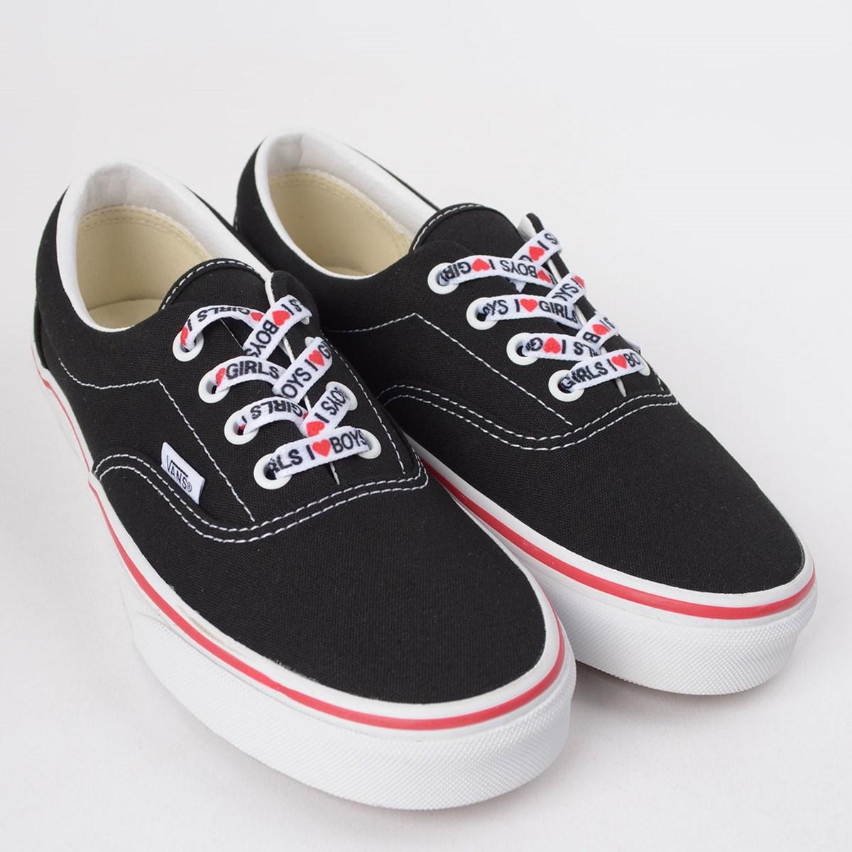 Tênis Vans Era I Heart Black True White VN0A4U39WKU