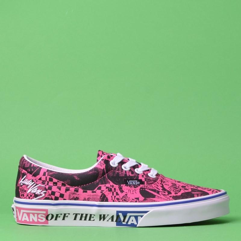 Tênis Vans Era Lady Azalea Pink True White VN0A4BV4VXR