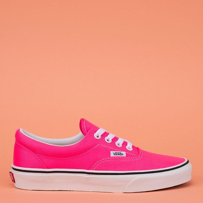 Tênis Vans Era Neon Knockout Pink True White VN0A4U39WT6
