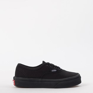 Tênis Vans Kids Authentic Black Black VN000WWXENR